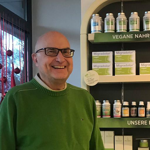 H. G. Busen Löwen Apotheke Mönchengladbach Vegotheke